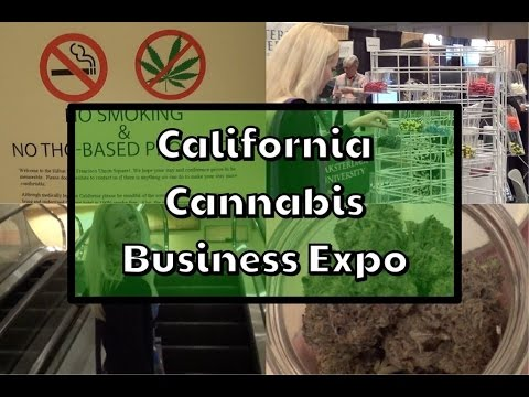 California Cannabis Business Expo | HIGHlights | CoralReefer