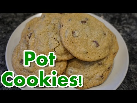Making Pot Cookies!
