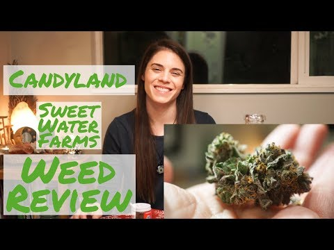 Candy Land by Sweet Water Farms-WEED REVIEW