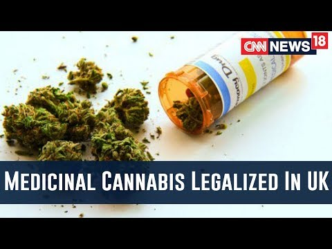 Head Start | The UK Government Legalises Medical Cannabis In the Nation
