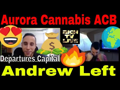 Why is Aurora Cannabis (ACB) struggling? Andrew Left Citron Research 😱