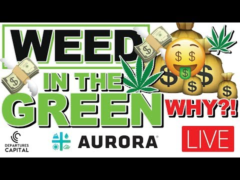 US MID TERM ELECTIONS vs CANNABIS STOCKS! AURORA CANNABIS in the GREEN! MARKETS RALLY