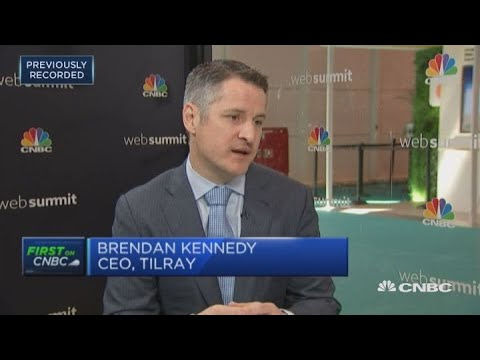 Midterm results a win for the cannabis industry, says Tilray CEO | Squawk Box Europe