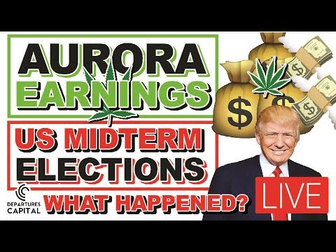 Another HUGE GREEN DAY FOR CANNABIS STOCKS? AURORA CANNABIS (ACB) OVER $10!! TILRAY
