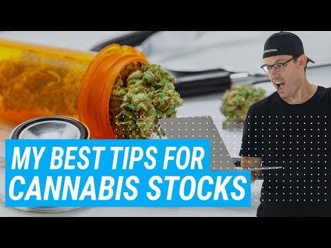 My Best Tip For Trading Penny Cannabis Stocks on The Rise