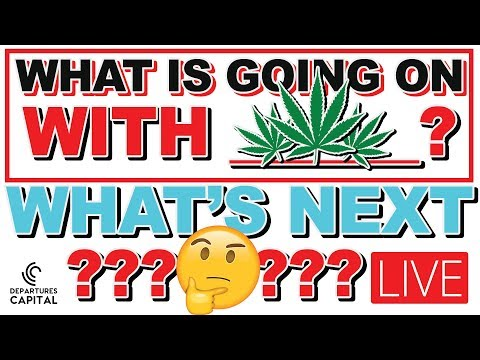What will happen to AURORA CANNABIS on EARNINGS? Stocks in the RED, NBEV, TILRAY,APHRIA,CRON