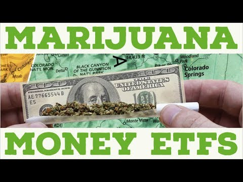 MARIJUANA ETFS: Best Cannabis ETFs to Invest In + Thoughts on the Price of Cannabis Stocks