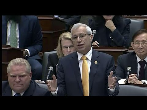 Cannabis warehouse controversy continues at Queen's Park