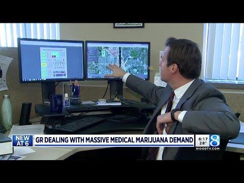 GR dealing with medical marijuana demand