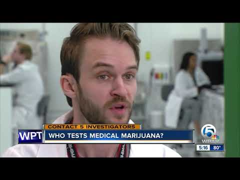 No clear guidelines on testing for medical marijuana in Florida