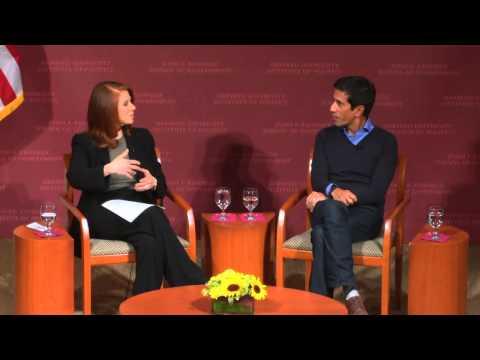 Medical Marijuana: A Conversation with Dr. Sanjay Gupta | Institute of Politics