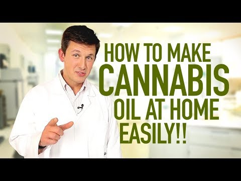 CBD Oil: How To Make Cannabis Oil at Home – Easily!