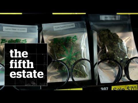 Marijuana vending machine : a first in Canada – the fifth estate