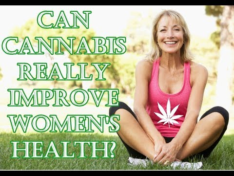 5 Facts About Cannabis And Women's Health