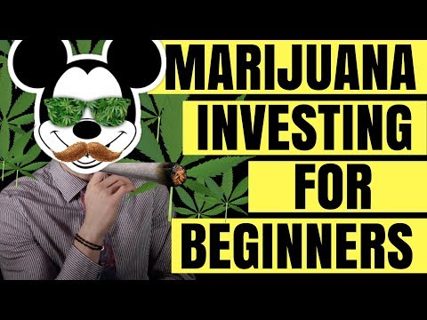 ⚡How To Invest In MARIJUANA⚡and CANNABIS STOCKS 2018 (Actionable)⚡by BABY