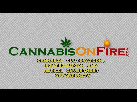 Cannabis Business Investment Opportunity, Cannabis On Fire, Oakland Cannabis Delivery Dispensary