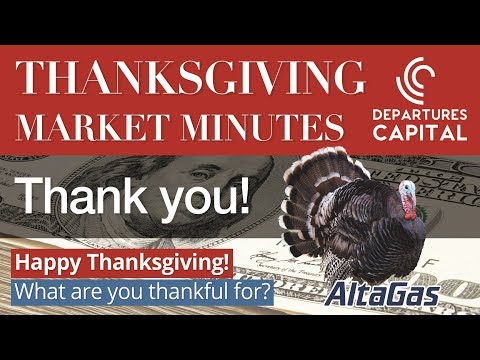 CANNABIS STOCKS on THANKSGIVING! AURORA CANNABIS, ALTAGAS, BLACK FRIDAY DEALS AND MORE!