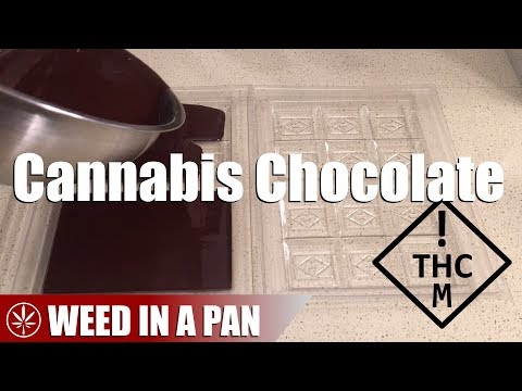 WIAP: How To Make Cannabis Infused Chocolates