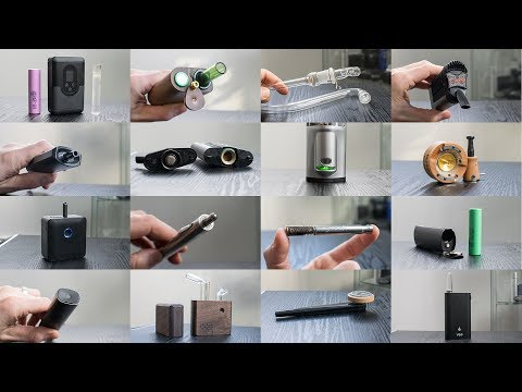 Best Portable Vaporizers of 2018 (For Real)