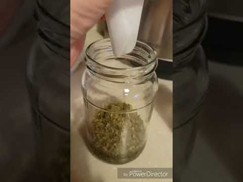 EASY TO FOLLOW & best way how to make THC vape e-liquid from cannabis buds or weed