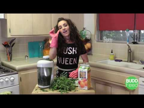 How To Juice Cannabis