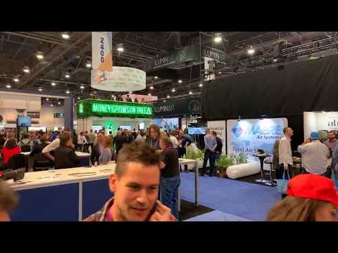 MJ Biz Marijuana Business largest cannabis conference in the world #2