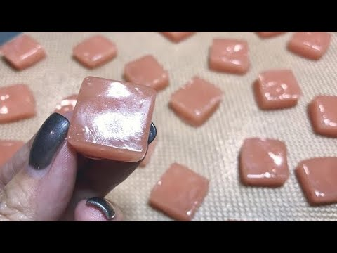 THC Infused Strawberry Starburst Canna Chews