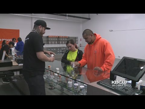 Pot Dealer Who Once Served Time Opens Legal Cannabis Shop in Oakland