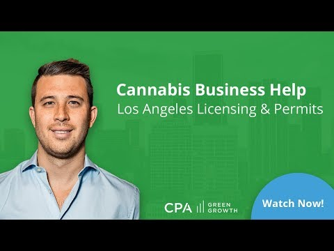 Los Angeles Cannabis Business Permit Webinar