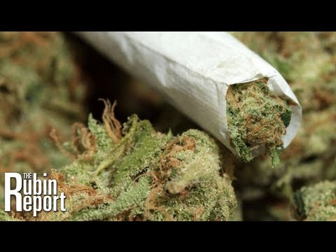 Smoking Weed Has No Negative Effect On Health | The Rubin Report
