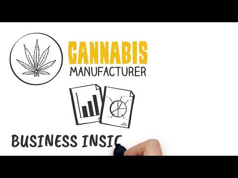 How to grow your cannabis manufacturing business.