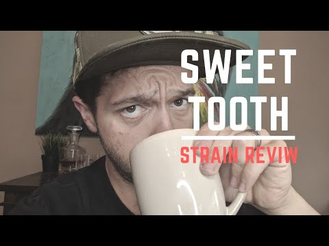 Sweet Tooth Cannabis Strain Review