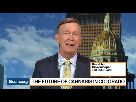 Colorado Gov. Hickenlooper on Cannabis Economy, 2020 Race