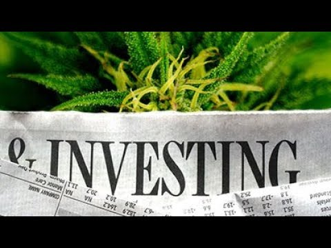 1: Investing In Cannabis Companies (listed in description box below)