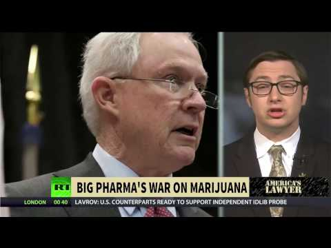 Why Big Pharma is Blocking Marijuana Legalization in Arizona