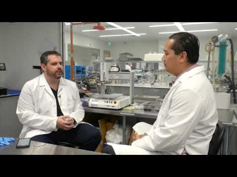 Investing In Cannabis: Take A Tour Inside BAS Research – California Extraction Lab