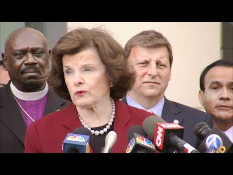 YES WE CANNABIS! – Sen. Diane Feinstein says marijuana's LEGAL!
