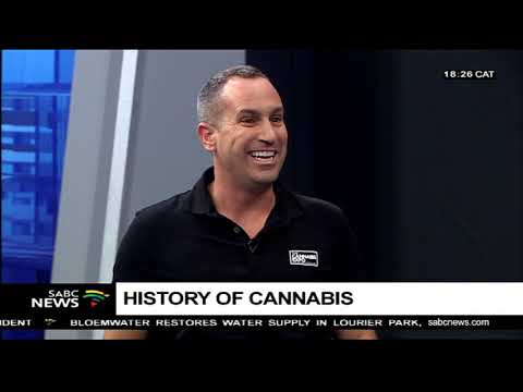 The Cannabis Expo aspects with Silas Howarth