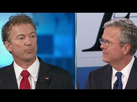 Bush: '40 years ago I smoked marijuana, I admit it…