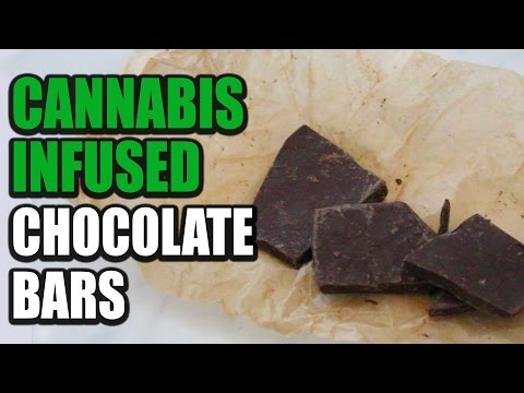 How to Make Cannabis Chocolates – Cannabis Lifestyle TV