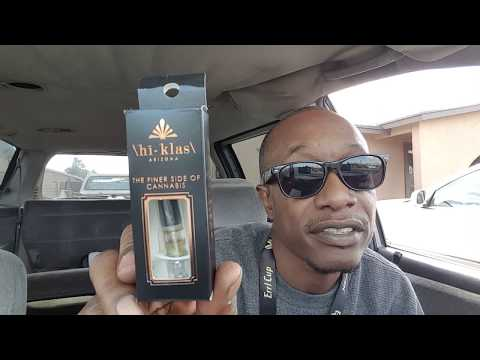 This is a medical marijuana Vape cartridge review of Hi klas