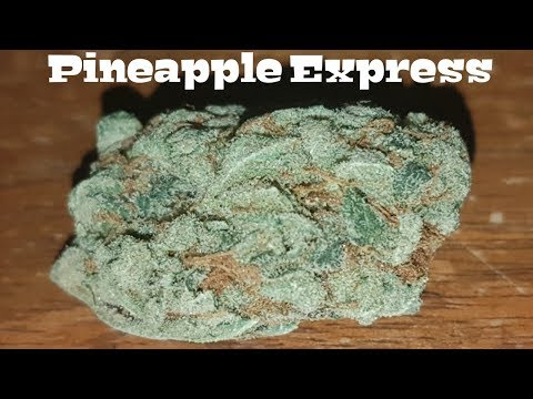 Canadian Cannabis Strain Review – Pineapple Express
