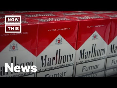 What Big Tobacco's $1.8 Billion Weed Investment Means For Legalization | NowThis