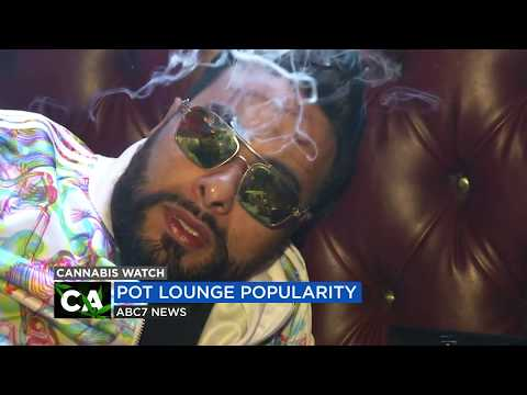 Legal cannabis lounges booming in San Francisco