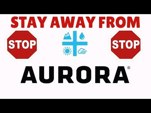 AURORA CANNABIS | ONE REASON TO STAY AWAY