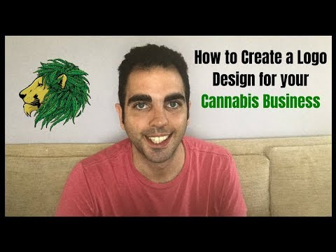 How to Create a Logo Design for your Cannabis Business