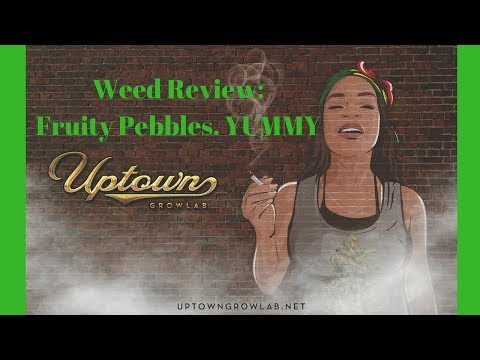 Weed Review: Fruity Pebbles Cannabis Marijuana  Weed Review Weed