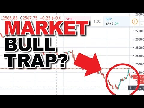 STOCK MARKETS MAKE A BIG BOUNCE! CANNABIS STOCKS IN THE GREEN, IS IT A BULL TRAP?