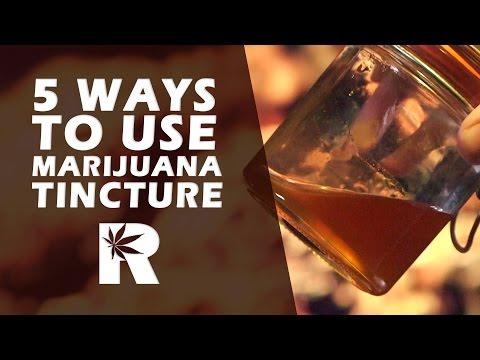 5 Easy Ways to Use Cannabis Vegetable Glycerin Tincture: Cannabasics #46