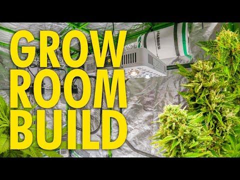 Building a Discrete Indoor Cannabis Grow Tent – Autoflower Grow